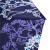 パラソル黒ゴム(UPS 50+)ポリエステル三つ折り超軽量パラソル晴雨兼用傘31839 Eネイビー