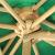 野人谷パラソル3 m円小ローマ傘屋外パラソル庭園傘テラス折りたたみ大広告傘日傘ローマ傘警備所に傘YRG-50-ワインレッド