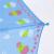 天国の傘は楽しいです。子供用のパラシュートは子供用の晴雨兼用傘です。