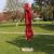 野人谷パラソル2.5 m 4本の屋外パラソル庭園パラソルテラスパラソル折りたたみ大広告傘パラソルローマ傘警備所パラソルYRG-022-エメラルド