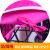 雨侠自転車レンコートシングルライドファッション小型ミニ運転電動車ポンチ学生がトレッキングマウンテンバイクポーチを運転します。